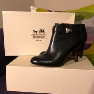 Coach Bootie new with box